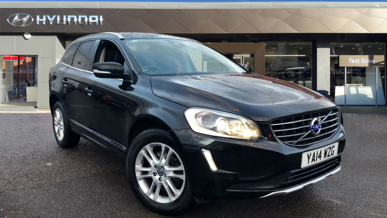 Volvo Xc60 D5 [215] SE Lux Nav 5dr AWD Geartronic Diesel Estate