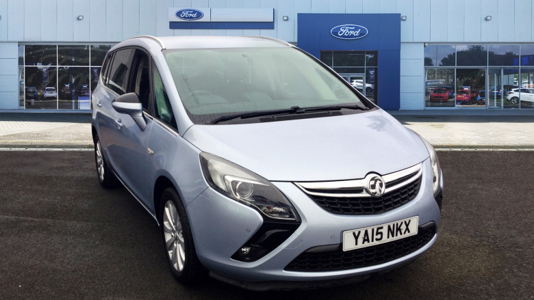 Vauxhall Zafira Tourer 1.4T Tech Line 5dr Petrol Estate