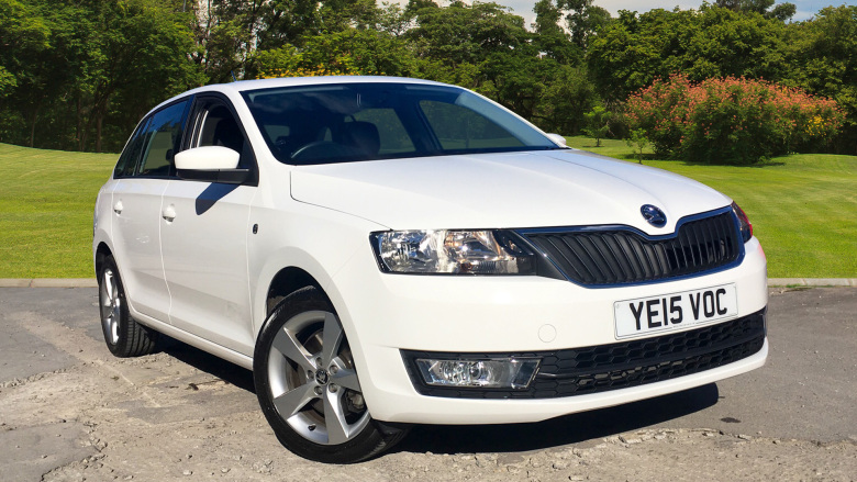 SKODA Rapid Spaceback 1.2 TSI 105 SE Tech 5dr Petrol Hatchback