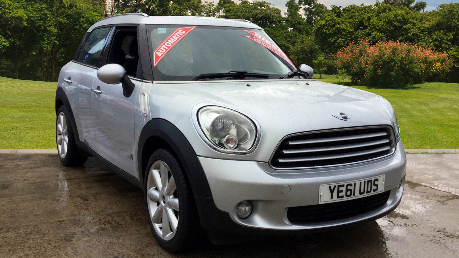 used mini countryman 2 0 cooper d all4 5dr auto diesel hatchback for sale vertu volkswagen. Black Bedroom Furniture Sets. Home Design Ideas