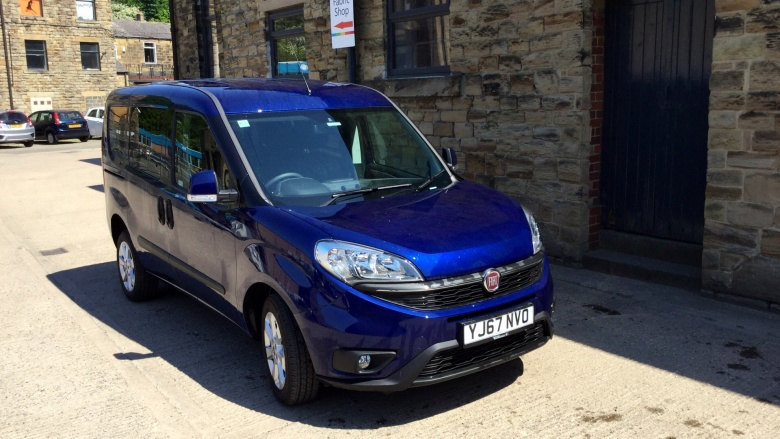Fiat Doblo 1.6 Multijet 95 Easy 5dr Diesel Estate