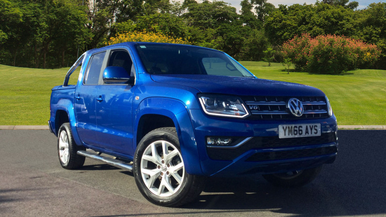 Used Volkswagen Amarok A33 Special Editions D/Cab Pick Up