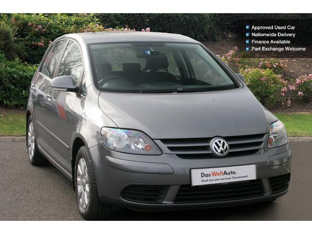 used volkswagen golf plus 1 9 luna tdi pd 90 5dr diesel. Black Bedroom Furniture Sets. Home Design Ideas