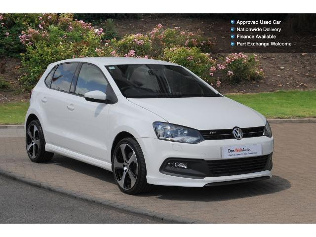 used volkswagen polo 1 2 tsi 105 r line 5dr petrol hatchback for sale