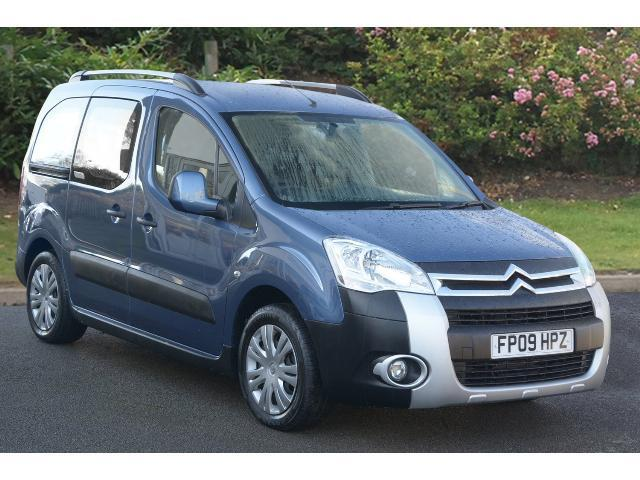 used citroen berlingo multispace 1 6 hdi 90 xtr 5dr diesel estate for sale vertu volkswagen. Black Bedroom Furniture Sets. Home Design Ideas