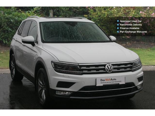 used volkswagen tiguan 2 0 tdi bmt 150 4motion sel 5dr dsg diesel estate for sale vertu volkswagen. Black Bedroom Furniture Sets. Home Design Ideas