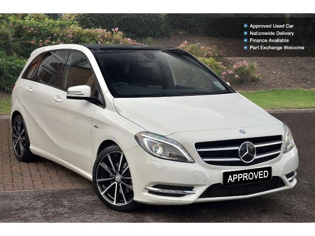 Used Mercedes Benz B Class B180 Cdi Blueefficiency Sport