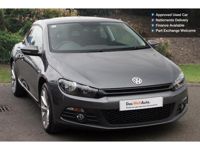 used volkswagen scirocco 2 0 tdi 170 gt 3dr dsg diesel coupe for sale vertu volkswagen. Black Bedroom Furniture Sets. Home Design Ideas