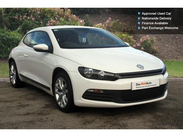 used volkswagen scirocco 1 4 tsi 122 3dr nav petrol coupe for sale vertu volkswagen. Black Bedroom Furniture Sets. Home Design Ideas