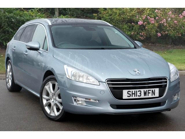 used peugeot 508 2 0 hdi 140 allure 5dr diesel estate for sale vertu volkswagen. Black Bedroom Furniture Sets. Home Design Ideas