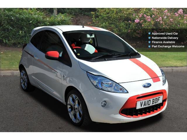 used ford ka 1 2 grand prix 3dr petrol hatchback for sale vertu volkswagen. Black Bedroom Furniture Sets. Home Design Ideas