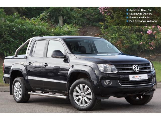 Volkswagen Amarok A32 Sel D Cab Pick Up Highline 2 0 Bitdi 180 4motion